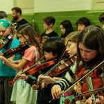 Fun Fiddle and Brass Blast Concert May 2017