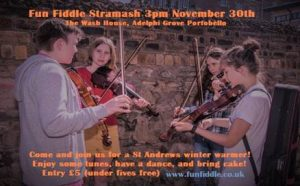 Fun Fiddle Stramash poster
